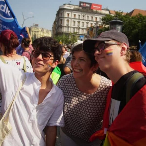 Dobrev üzent a jobboldaliaknak: nem tudtok szeretni és benneteket sem szeretnek eléggé