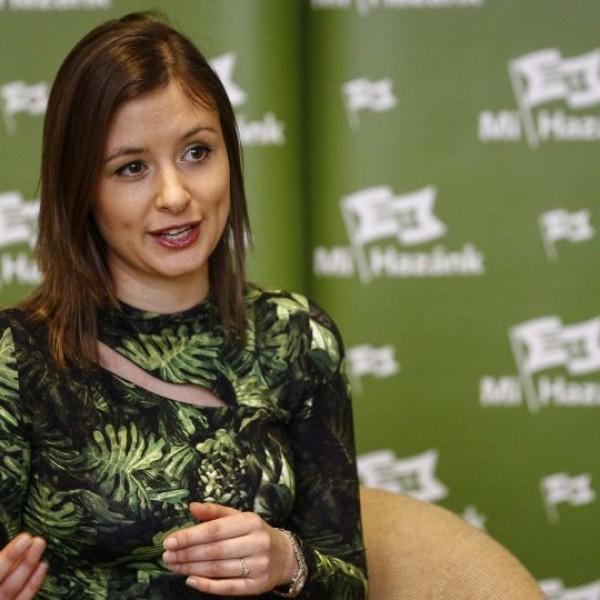 Dúró Dóra: Már Budapesten is a parlamenti küszöb feletti a Mi Hazánk támogatottsága
