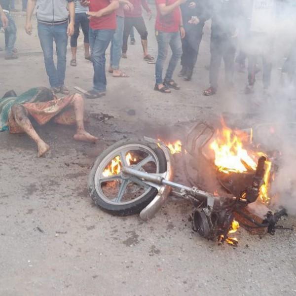 Rendkívüli: Vérfürdő Gázában, támadásba lendült Izrael - Videó