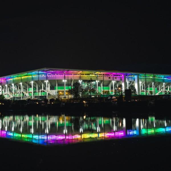 Több német stadion is szivárványba borul, hogy így tiltakozzon az UEFA döntése ellen