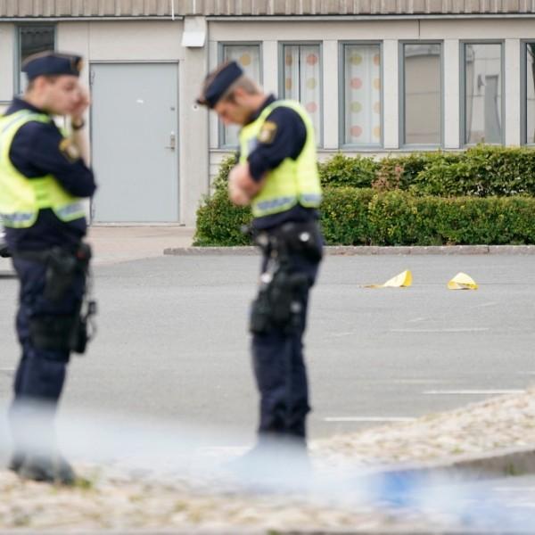 Lövöldözés Svédországban – több ember megsebesült