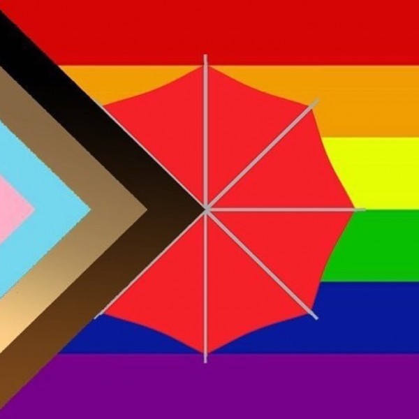 A szexmunkások jelével egészítették ki a Pride-zászlót