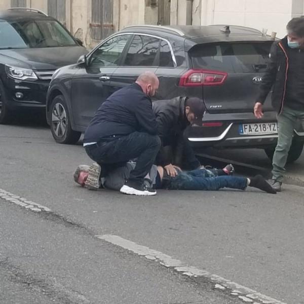 Marseille: Zsidó iskolánál akart késelni egy muszlim - megelőzték a terrortámadást