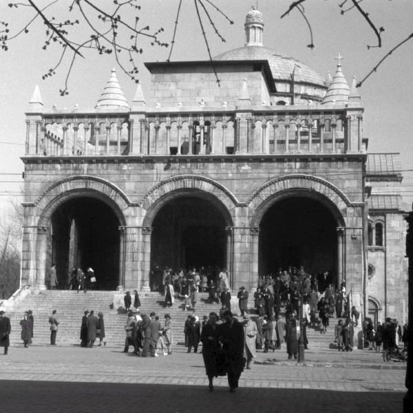 A nap, amikor a kommunisták felrobbantották a Regnum Marianum-templomot