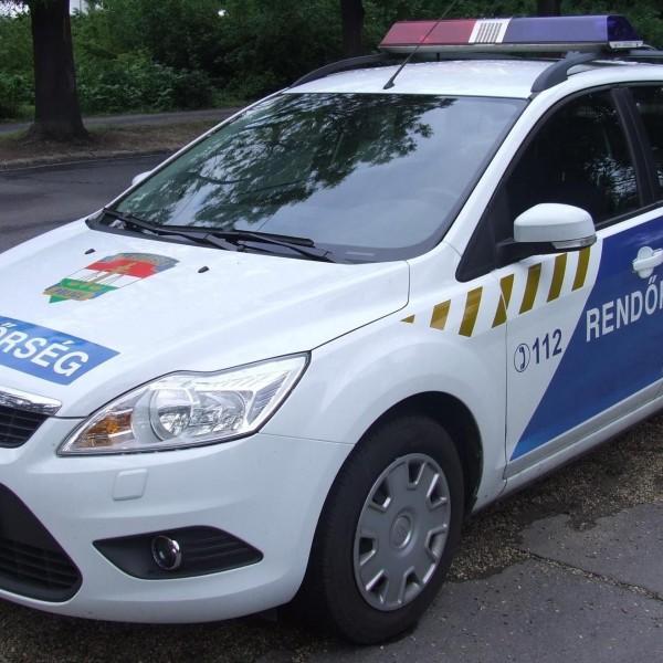 Gázpisztollyal lövöldözött egy férfi Győrben