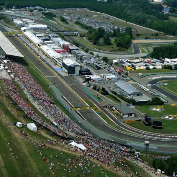Nézők előtt rendezik a Formula-1 magyar futamát a Hungaroringen