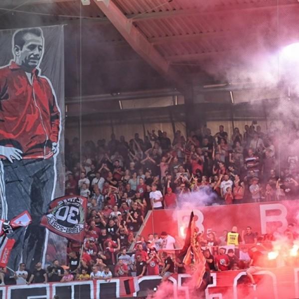 Átadták a Kispest új stadionját