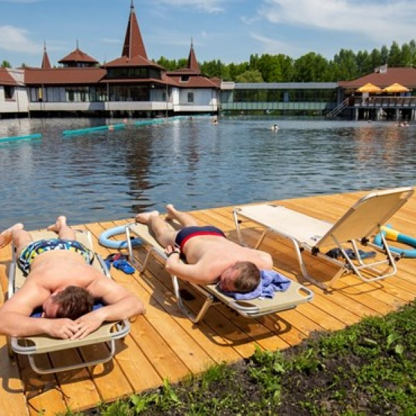 Két magyarországi fürdő is helyet kapott Európa legjobbjainak listáján