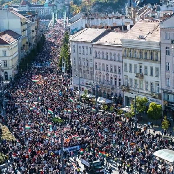 Élőben Orbán Viktor beszéde