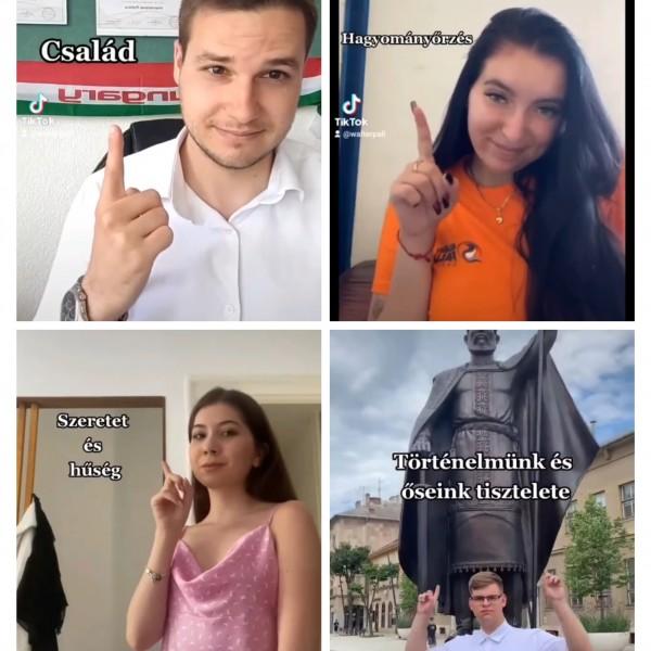 Nincs még minden veszve: magyar fiatalok álltak ki a normalitás mellett a TikTokon