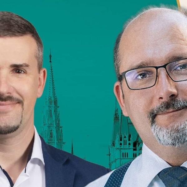 Az LMP-s Csárdit támogatja a Jobbik a belvárosban