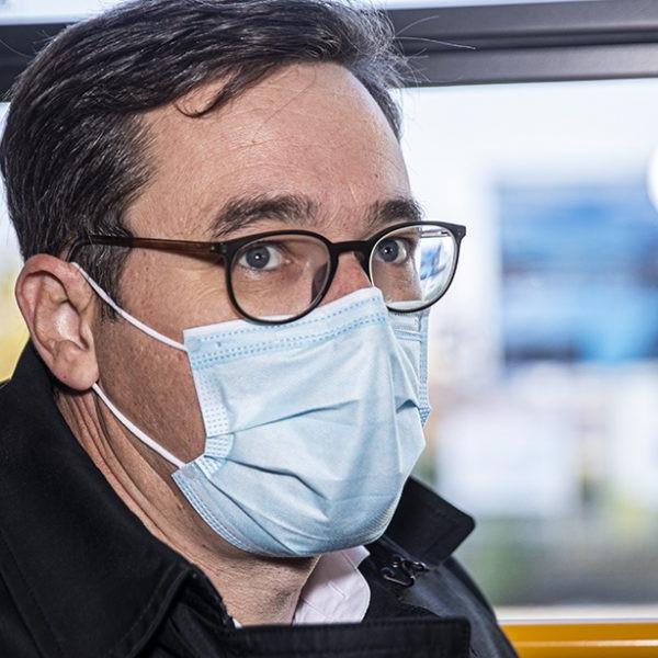 Kamu Geri másfél millió vakcinát kér a kormánytól, majd ő beoltja Budapestet