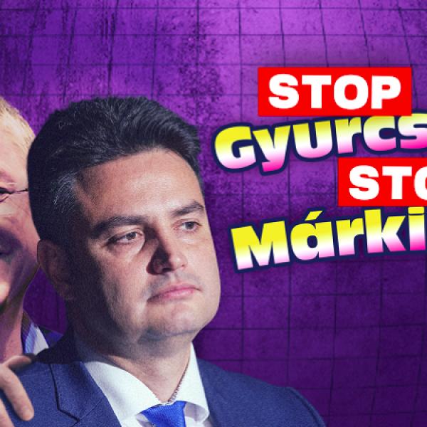 A Fidesz folytatja a Stop Gyurcsány, stop Márki-Zay! petíciós aláírásgyűjtést