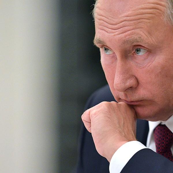 Vlagyimir Putyin megkapta a második oltást