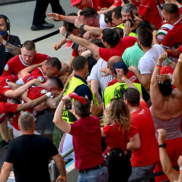 Csodálatos: Magyarország - Franciaország 1-1 | Hajrá Magyarok