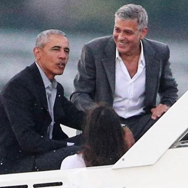 Hatalmas bulival készül Barack Obama a 60. születésnapjára, Clooney-t is meghívta