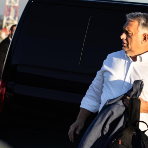Orbán Viktor ismét elindult Brüsszelbe rendet tenni