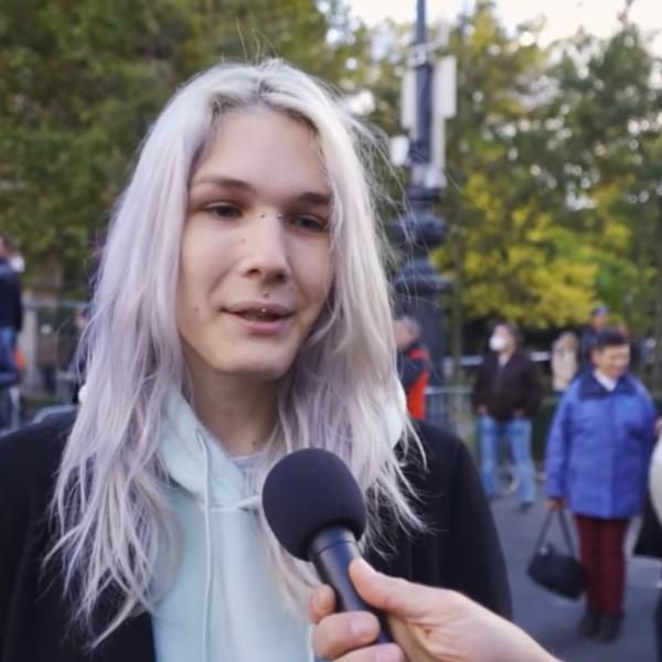 Íme egy ellenzéki szimpatizáns reménykedése - Videó