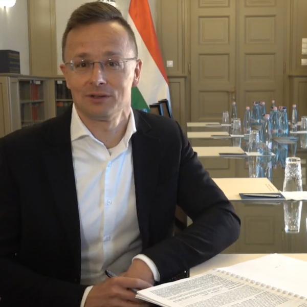 Szijjártó Péter: A kárpátaljai magyarság mindig számíthat az anyaország támogatására