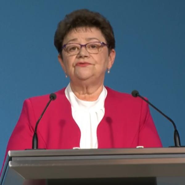 Müller Cecília: Egyértelműen túl vagyunk a harmadik hullámon