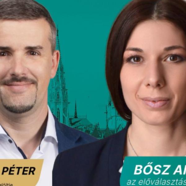 Folytatódik az ellenzéki pornó: Jákob megtolja hátulról Bősz Anettet is