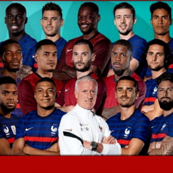 A francia válogatott közleménye: Le fogunk térdelni a BLM-ért