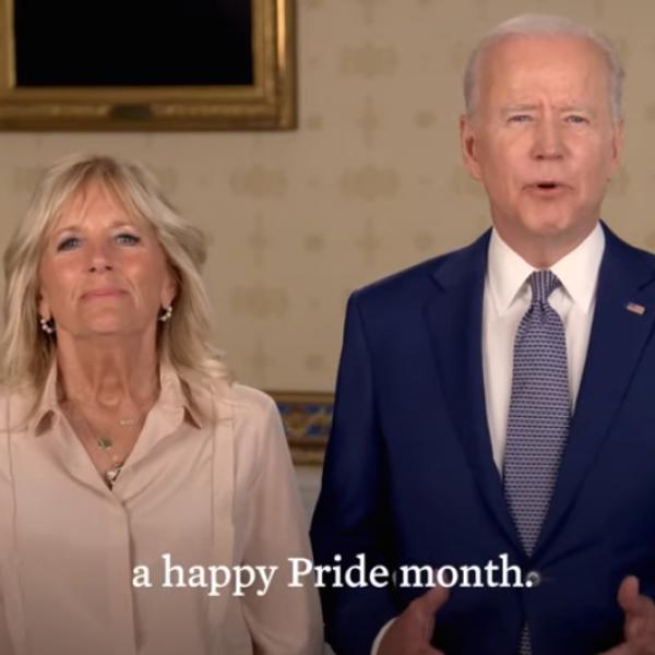 Biden és felesége is üzent a Nemzetközi Pride Hónap alkalmából