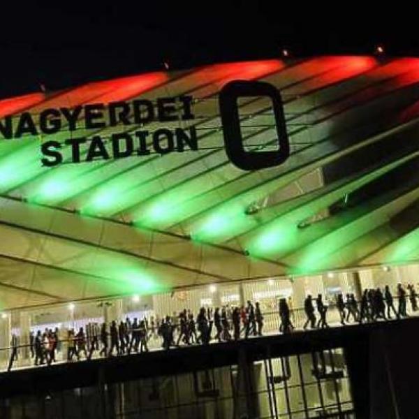 """""""A haza mindenek előtt!"""" - A Debrecen stadion is csatlakozik a felhíváshoz"""