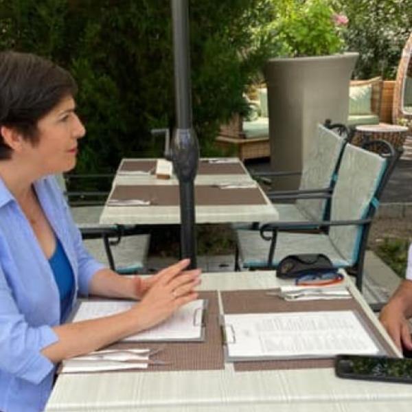 Izrael budapesti nagykövetével találkozott Dobrev - a Pegasus-ügy miatt picsogott