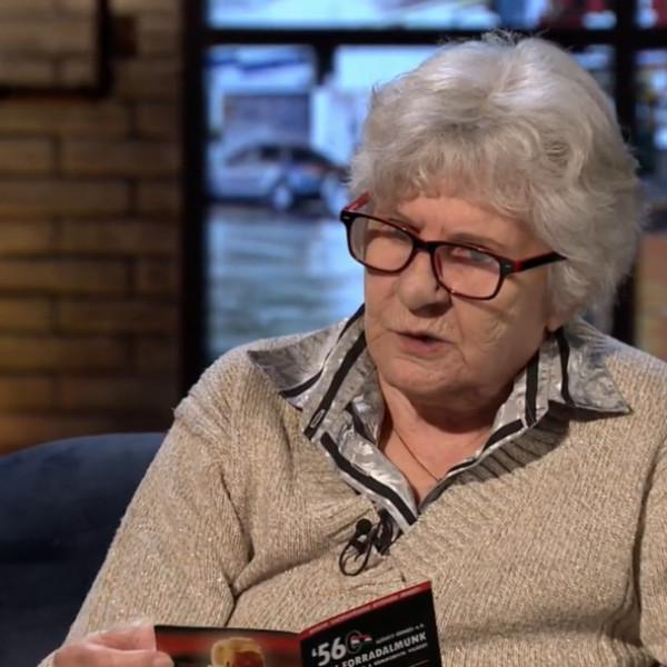 Wittner Mária: a véreskezű kommunisták utódai még ma is politizálnak és ártanak az országunknak