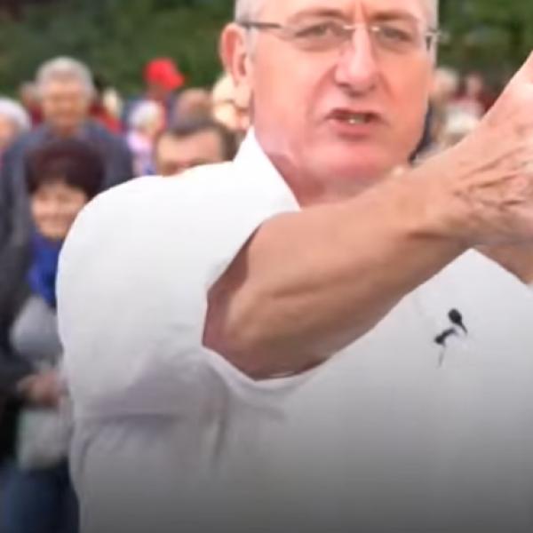Így menekült Gyurcsány az őszödi beszéd elől - Videó