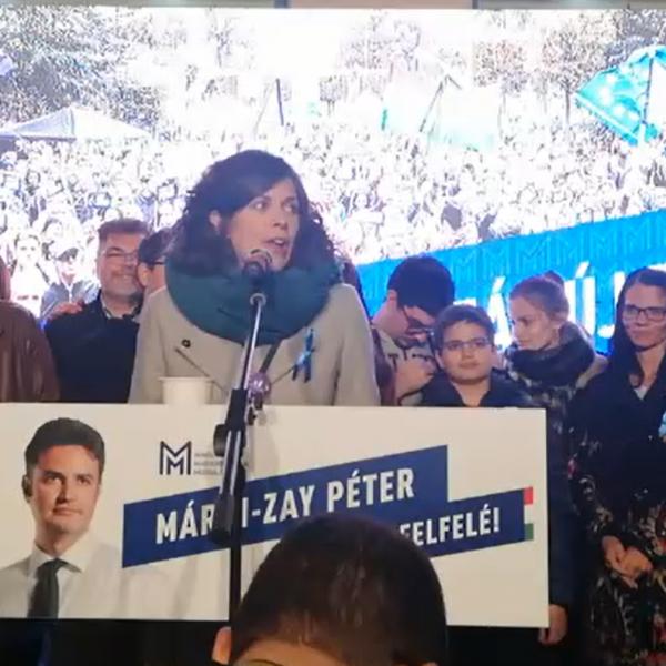 Márki-Zayék bejelentették: Győztünk! Orbán Viktornak áprilisig maradt ideje