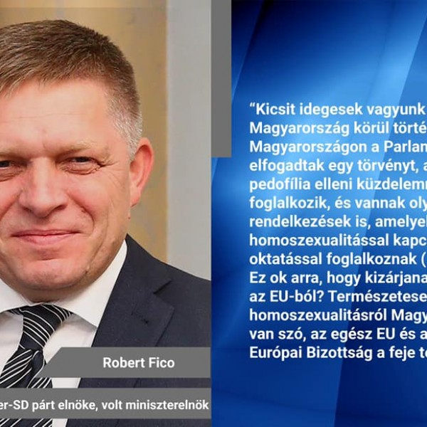 Európai államok vezetői állnak ki hazánk mellett a nemzetközi támadással szemben