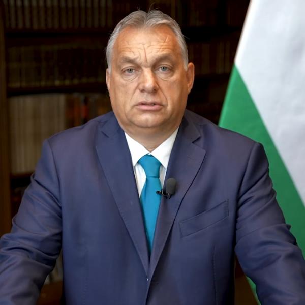 Magyar függetlenség napja - Beszédet mond Orbán Viktor
