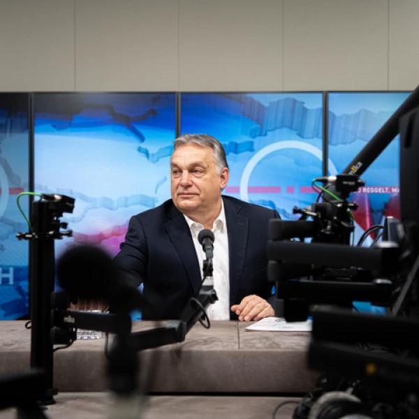 Orbán: komoly, tekintélyes országokat előztünk meg oltottságban