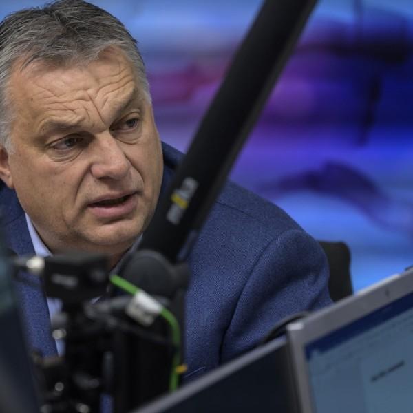 Orbán Viktor: Dermesztő dolog volt az őszödi beszéd