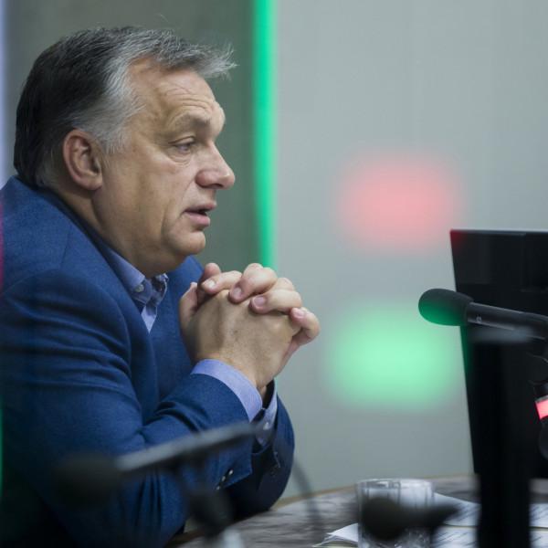 Orbán Viktor Jeruzsálemben tárgyal a járvány elleni védekezésről