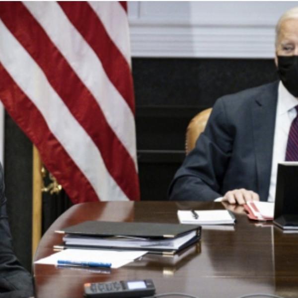 Biden: Washington felelősségre fogja vonni Moszkvát a Krím ügyében