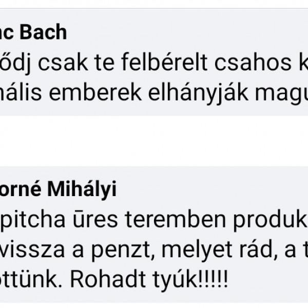Szétalázzák a kommentelők az Európai Parlamentben árulkodó Cseh Katalint