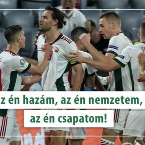 Kubatov Gábor: Egy ország, egy egész nemzet büszke rátok!