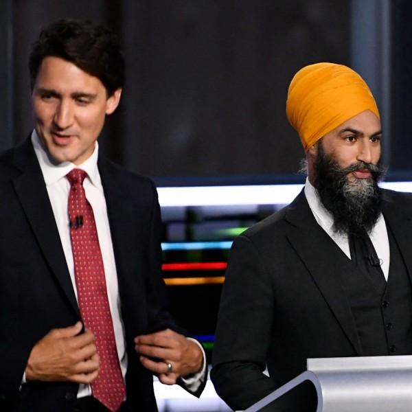 Szűken nyert, de marad a liberális Trudeau-kormány Kanadában
