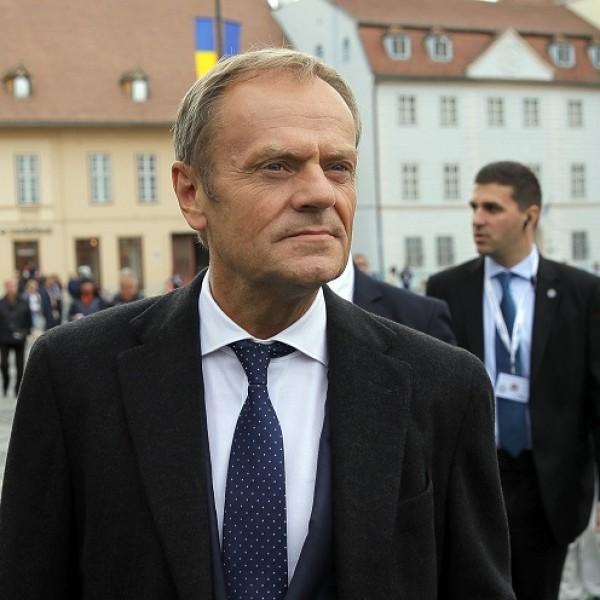 Donald Tuskot választották a fő lengyel ellenzéki párt elnökének