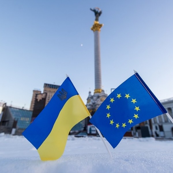 600 millió eurós Covid-segélyt kap Ukrajna az EU-tól