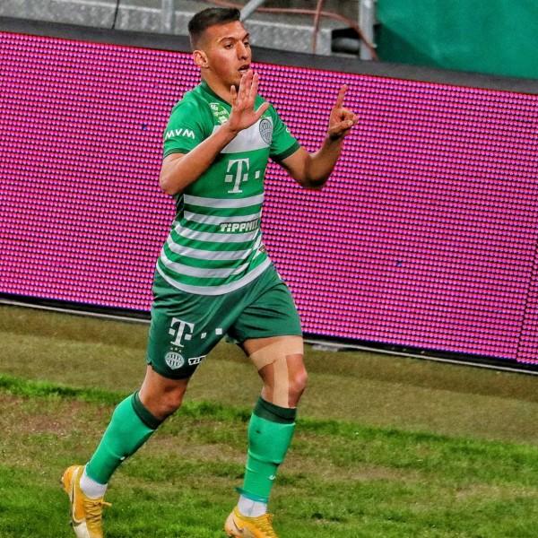 Az Újpest legyőzésével ismét bajnok lett a Ferencváros