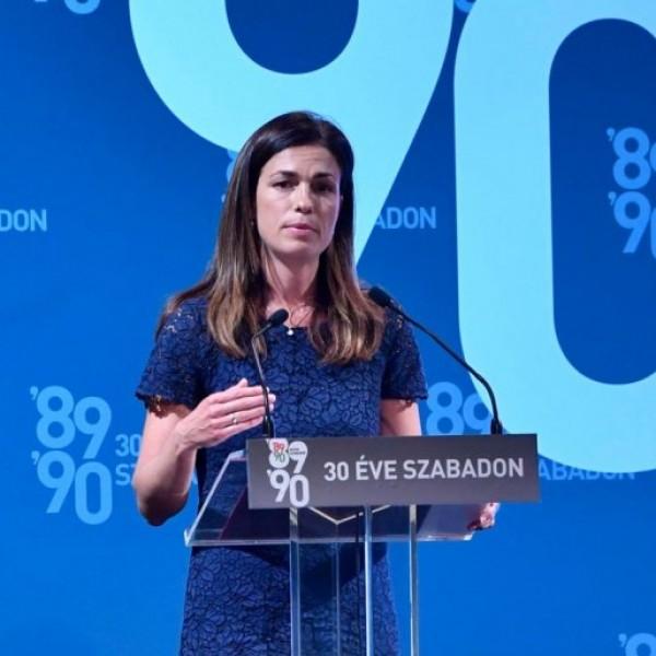 Varga Judit: mi nem több, hanem okosabb Európát akarunk