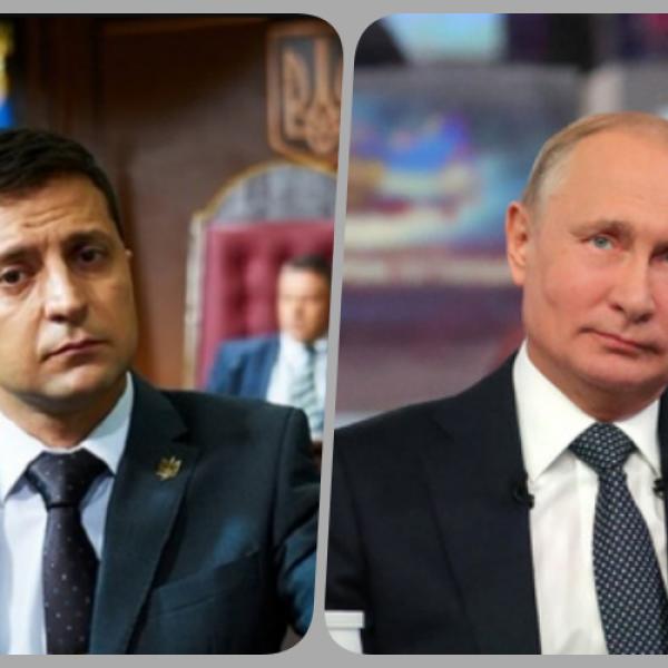 Zelenszkij a frontvonalon találkozna Putyinnal